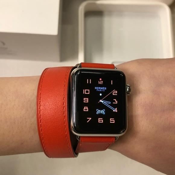 da7d804d01d3 Hermes Accessories - Apple Hermes Double Tour Watch 38mm (1st gen)